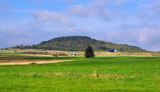 �pi��k, pohled z jihu od Kr�sn�ho Lesa