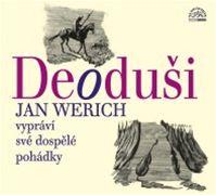 Jan Werich: Deoduši (obal)