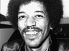 """James Marshall """"Jimi"""" Hendrix se narodil v roce 1942. Navzdory svému krátkém u"""
