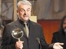 Cenu TýTý získal Vladimír Čech třikrát, snímek je z roku 2003.