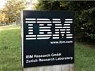 Výzkumné středisko IBM v Zurichu (Rüschlikon) připomíná univerzitu spíše než