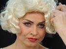 Zuzana Onufráková jako Marilyn Monroe