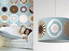 Obrazová tapeta Cloks, formát 279 × 279 cm se nabízí ve třech barevných