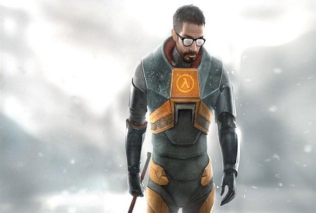 Hlavní hrdina série Half-Life, kterým je Gordon Freeman. Ilustra�ní obrázek