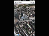 iPhone 5 - m�d flyover v nov�ch map�ch..