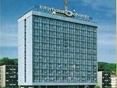 Interhotel Bohemia v Ústí nad Labem na archivním snímku