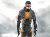 Hlavn&#237; hrdina s&#233;rie Half-Life, kter&#253;m je Gordon Freeman. Ilustran&#237; obr&#225;zek