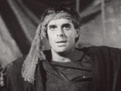 Miroslav Etzler hrál na konci 80. let v pardubickém divadle.
