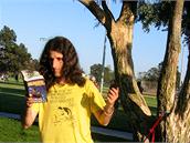Ron Avitzur v rovnováze