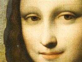 Mona Lisa, která byla představena v Ženevě