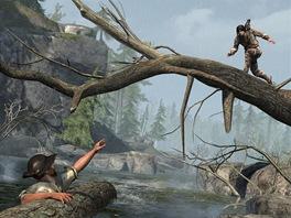 Hráč se vtělí do role muže jménem Connor, který je synem anglického otce a indiánské matky z kmene Mohawků.