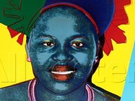 Z sady Andyho Warhola Vládnoucí královny