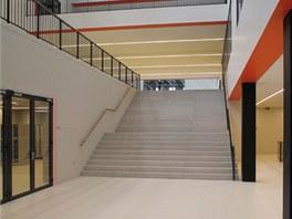 Centrum technického vzdělávání Ostrov. Autor: A69 - architekti s.r.o., ing.