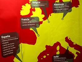 Francie, Belgie, It�lie, N�mecko a �pan�lsko. Evropsk� �unkov� velmoci