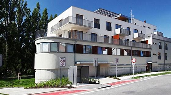 Soubor v sobě nese prvky české architektonické moderny - například