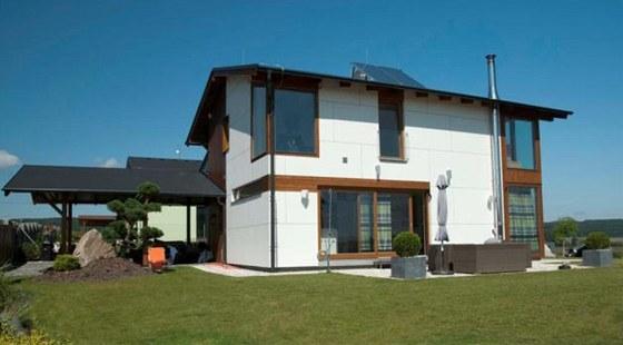 Rodinný dům Cerhovice