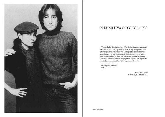 Ukázka z knihy Dopisy Johna Lennona