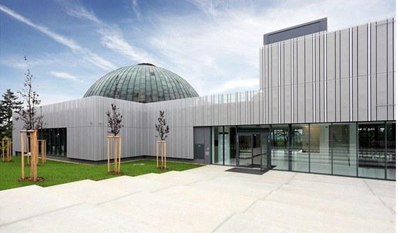 Přírodovědné exploratorium - rekonstrukce a dostavba.  Autor: Martin Komárek,