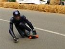 Mistrovství ve Slivenci v longboardech posunulo tenhle netradiční sport v Česku