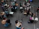 WebExpo v Rajské budově na VŠE