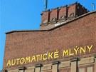 Automatické mlýny, jedna z prvních realizací slavného architekta Josefa Gočára.