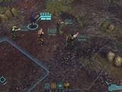 Útočné komando právě vylezlo z letounu. Kdepak se asi schovávají nepřátelé?