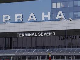 Pražské letiště ještě před přejmenováním.
