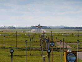 Pražské letiště dnes.