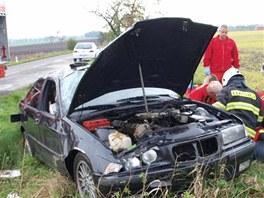 Tragická dopravní nehoda mezi Novým Bydžovem a Králíky, kterou nepřežil