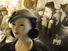 Výstava k 70. výročí transportů do Terezína v jihlavském Muzeu Vysočiny.