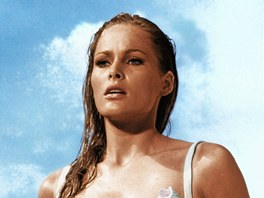 Ursula Andress v bondovce Dr. No