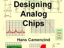 Kniha Návrh analogových čipů (Hans Camenzind)