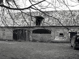 Původní stodola