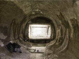 Tunelové propojky se budují Novou rakouskou tunelovou metodou.