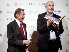 V�clav Havel a ocen�n� Ond�ej �tindl na Cen�ch �esk� filmov� kritiky