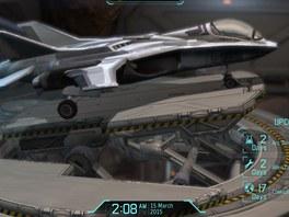 Satelit zachytil UFO, teď je třeba ho sestřelit a vybrakovat.