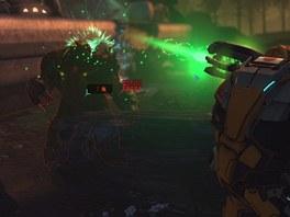 Někteří nepřátele vydrží i několik zásahů z plazmové pušky. Proto je lepší se k
