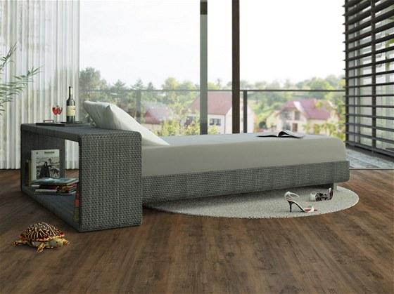 Nechte se okouzlit elegancí vinylové podlahové krytiny. Vzor: modřín tibetský