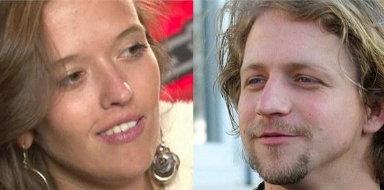 Tamara Kubov� a Tom� Klus