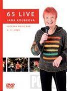 jana Koubková 65 Live (obal DVD)