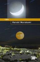 Haruki Murakami: 1Q84 (obálka)