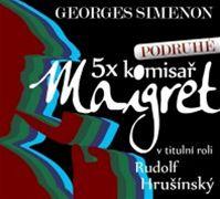 5x komisa� Maigret