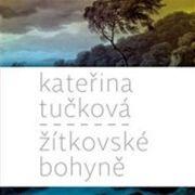 Kateřina Tučková: Žítkovské bohyně (obal audioknihy)