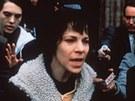 Autorka textu SCUM Manifesto a atent�u na Andyho Warhola Valerie Solanasov�