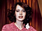 Nizozemsk� modelka a here�ka Sylvia Kristelov� jako tv�� m�dn� a kosmetick�