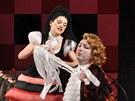 Hra Figarova svatba v Klicperově divadle