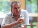 Český majitel podniku nejraději popíjí...