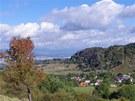 Podhradie a lávový proud Sivý Kameň (přírodní rezervace)