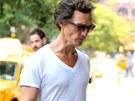 Matthew McConaughey kvůli roli drasticky zhubl (2012).