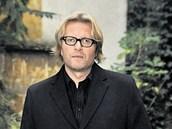 Dramatik, režisér a umělecký šéf hradeckého Klicperova divadla David Drábek.